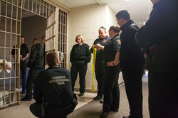 Corrections Crime Scene Preservation
