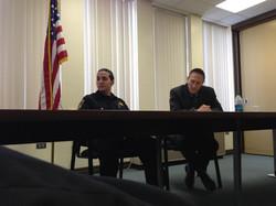 Moot Court Testimony