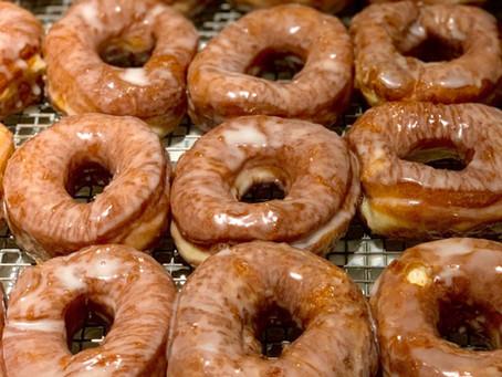 Famous Doughnut Glaze and more!