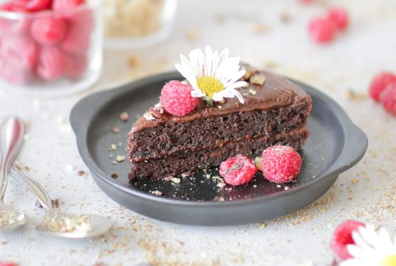 Best Chocolate Quinoa Cake
