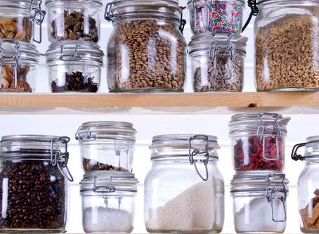 What's In My Gluten-free Pantry?