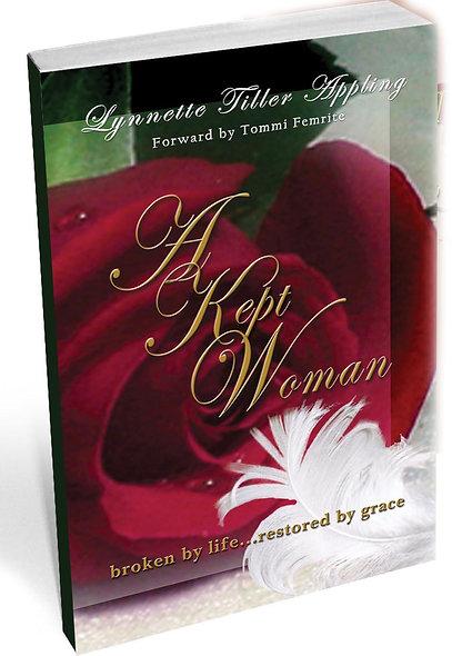 A KEPT WOMAN BOOK