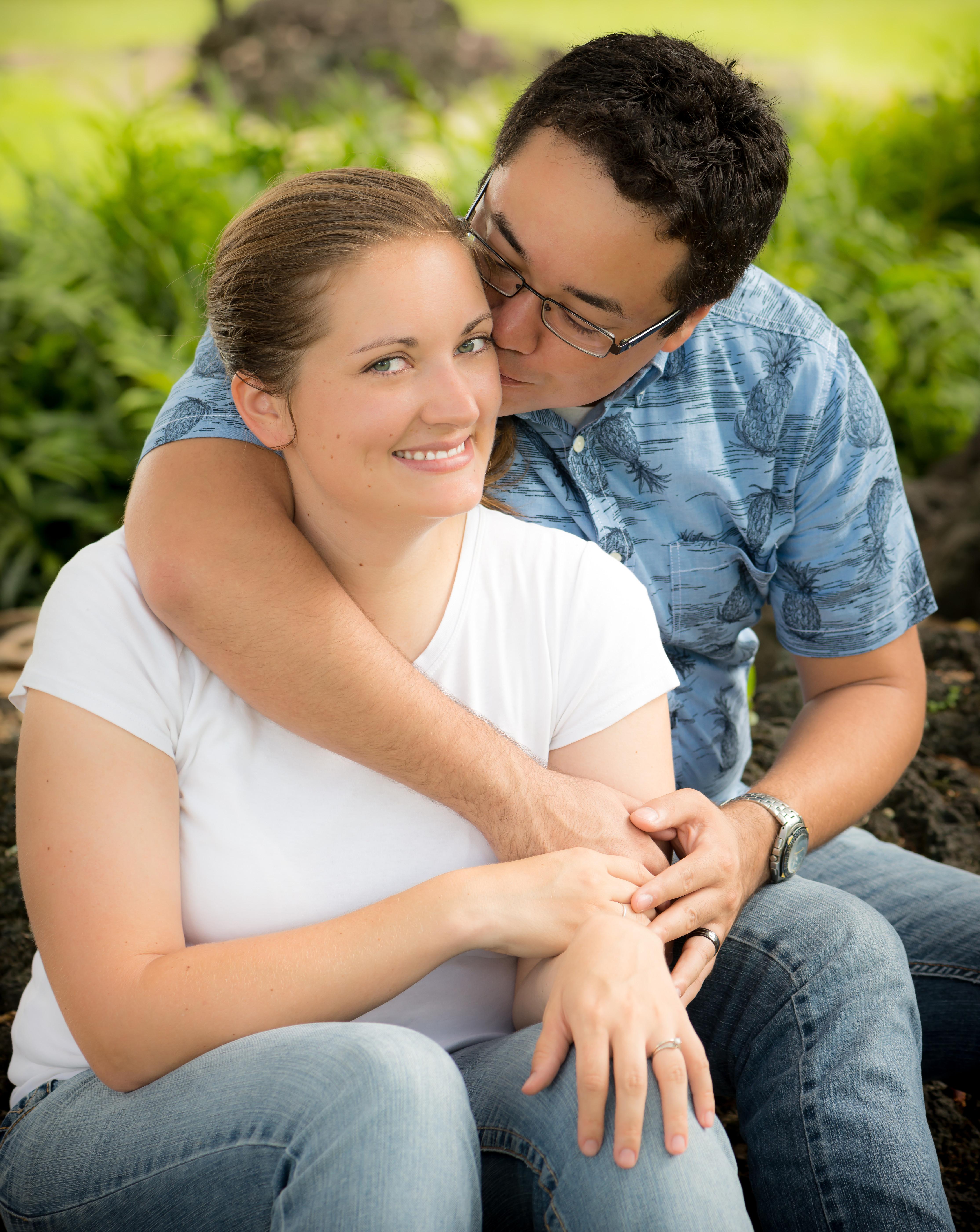 Couples Portrait Session