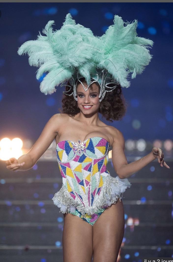 Alicia Allies reine du carnaval