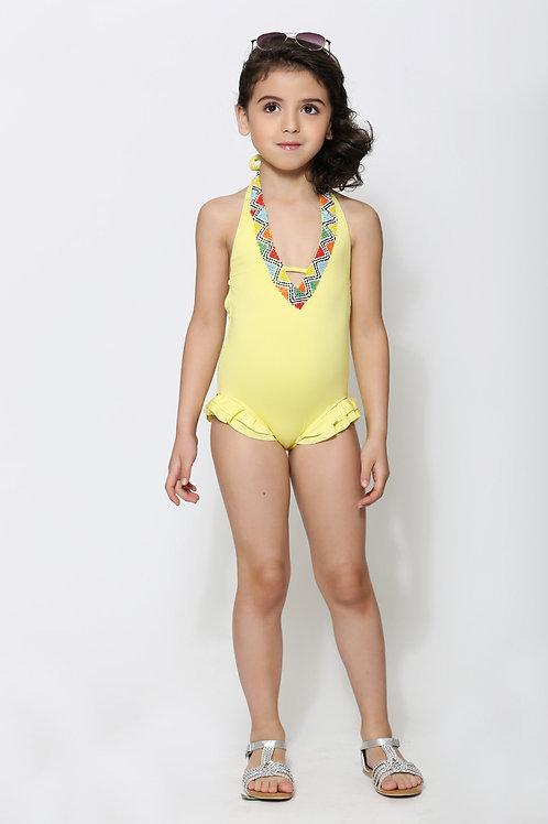 7680 Maillot de bain enfant péruvien ORZA