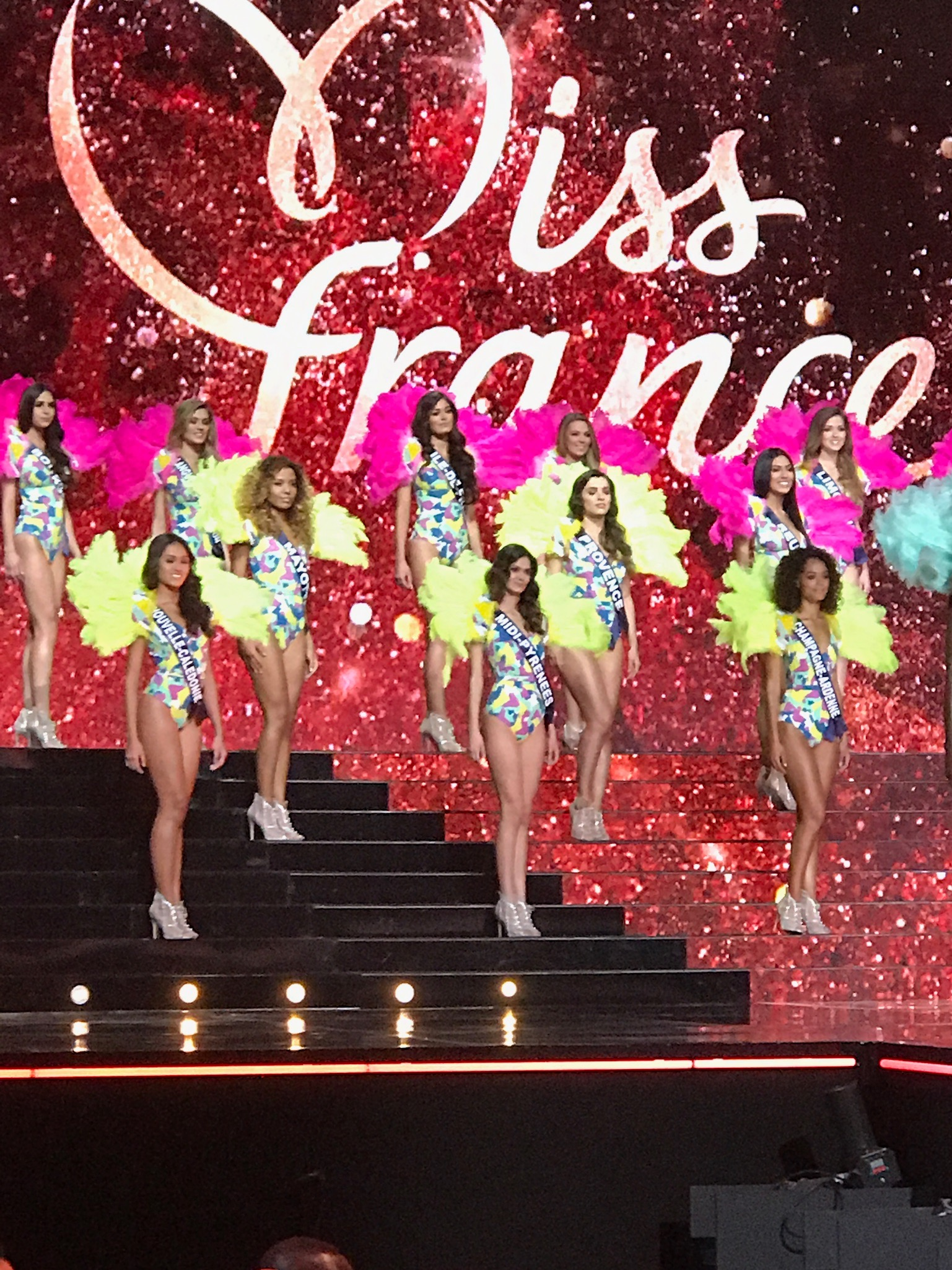 MISS FRANCE 2018 CARNAVAL
