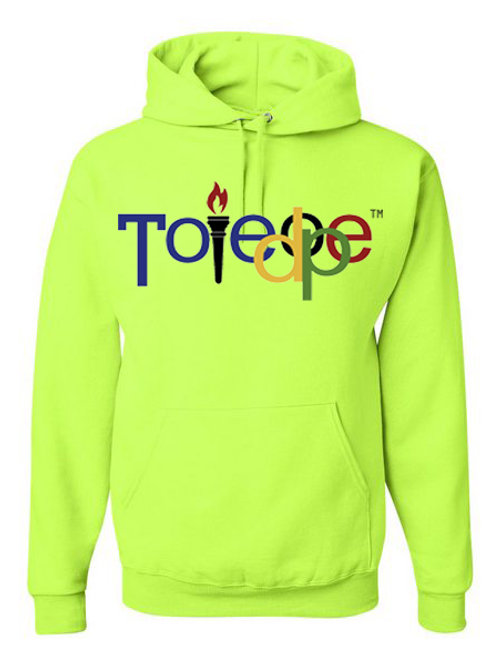 Toledope Hoodie (Safety Green)