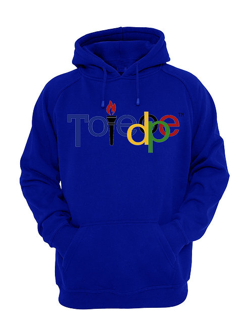 Toledope Hoodie Royal Blue
