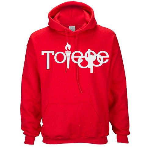 Toledope Hoodie (Red)