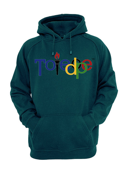 Toledope Hoodie Forest Green
