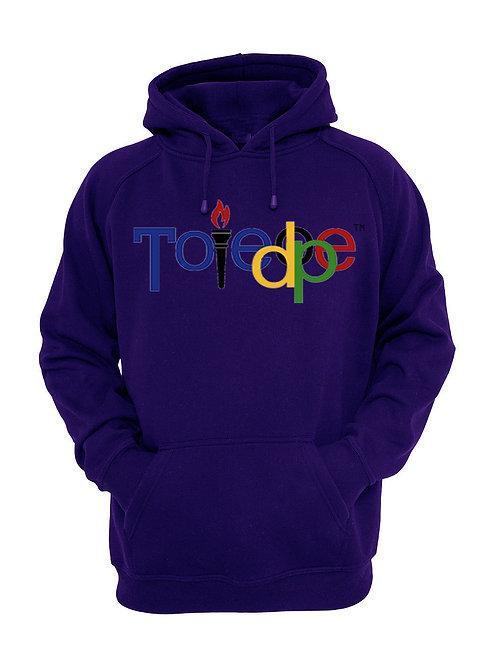 Toledope Hoodie Purple