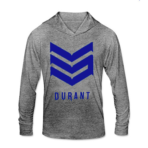 Team Durant Light Tee Shirt Hoody