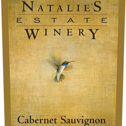 CABERNET SAUVIGNON Natalie's Estate Winery (955609)