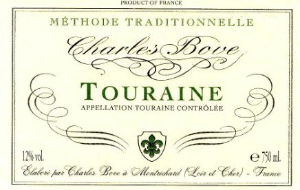 SPARKLING WINE Charles Bove Rosé (902113)