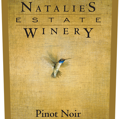 PINOT NOIR Natalie's Estate Winery (955610)