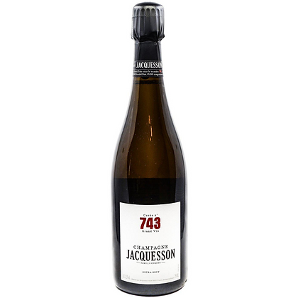 CHAMPAGNE Jacquesson Cuvée 743 (902114)