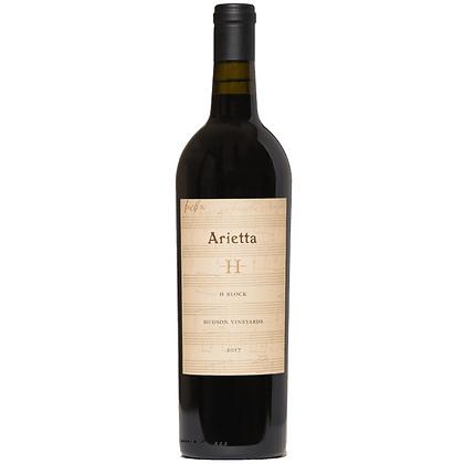 "RED BLEND Arietta Wines ""H Block"" (902234)"