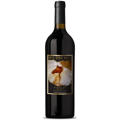 RED BLEND Rock Horse Ranch Stable 39 (955616)