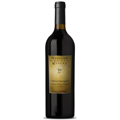 CABERNET SAUVIGNON Natalie's Estate Winery (955609)