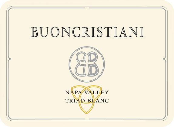 WHITE BLEND Buoncristiani Triad Blanc (947844)
