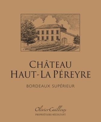 BORDEAUX Château Haut-La-Péreyre (917972)
