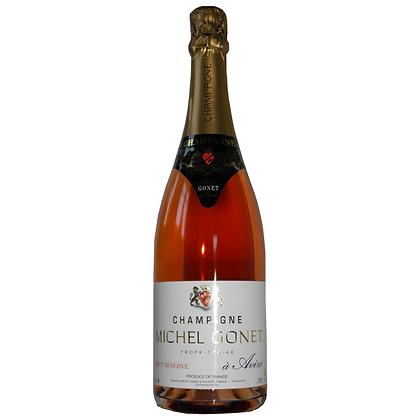CHAMPAGNE Michel Gonet Brut Rosé NV (955770)