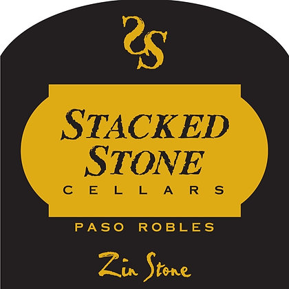 ZINFANDEL Stacked Stone Zin Stone (955792)