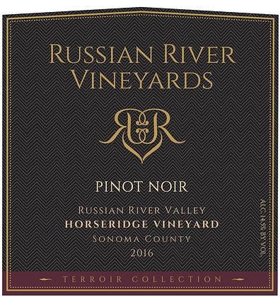 PINOT NOIR Russian River Vyds Horseridge Vineyard (901842)