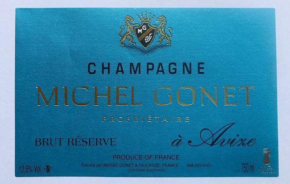 CHAMPAGNE Michel Gonet Brut Reserve NV (955769)