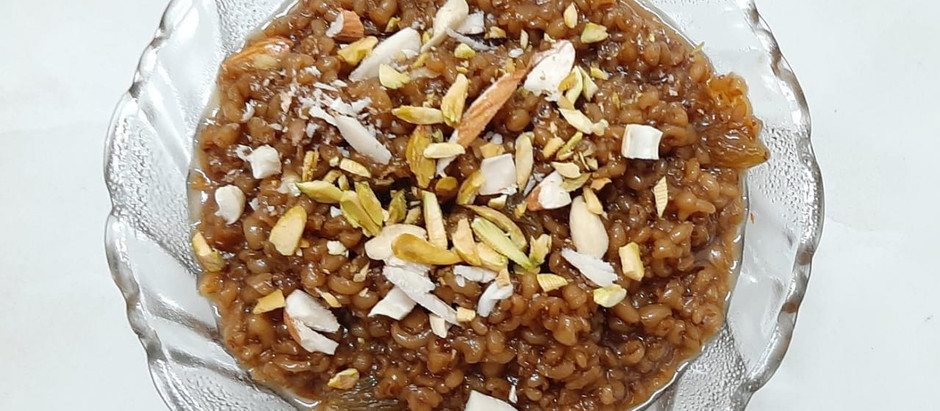 Fada Lapsi (Special Gujarati Dish)