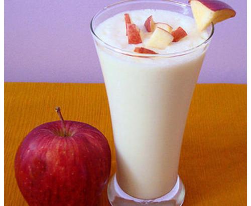 Apple Milkshake (Apple Smoothie)