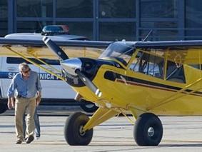 Harrison Ford confundió una pista de aterrizaje y casi provoca una tragedia
