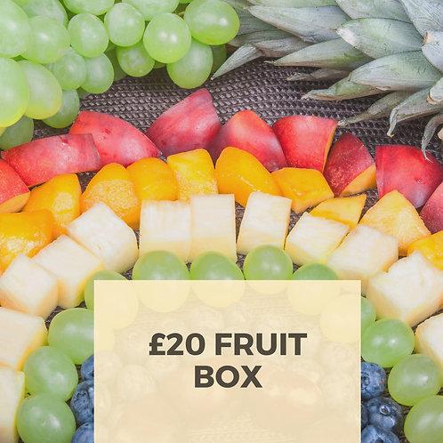 £20 Fruit Box