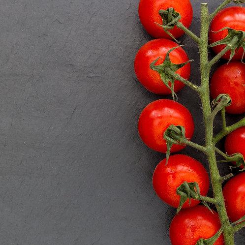 Kilo of Cherry Vine Tomatoes