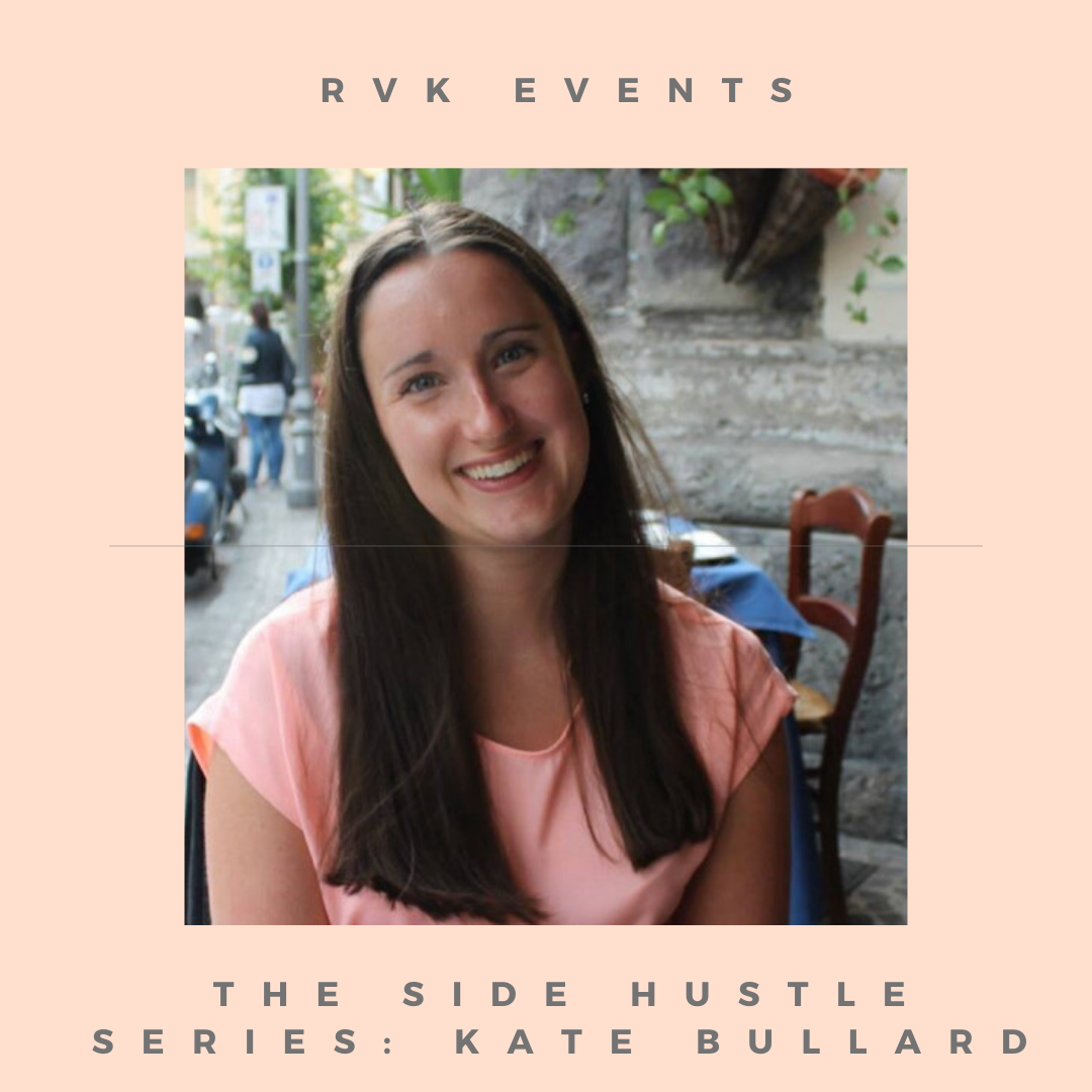 The Side Hustle Series: Kate Bullard