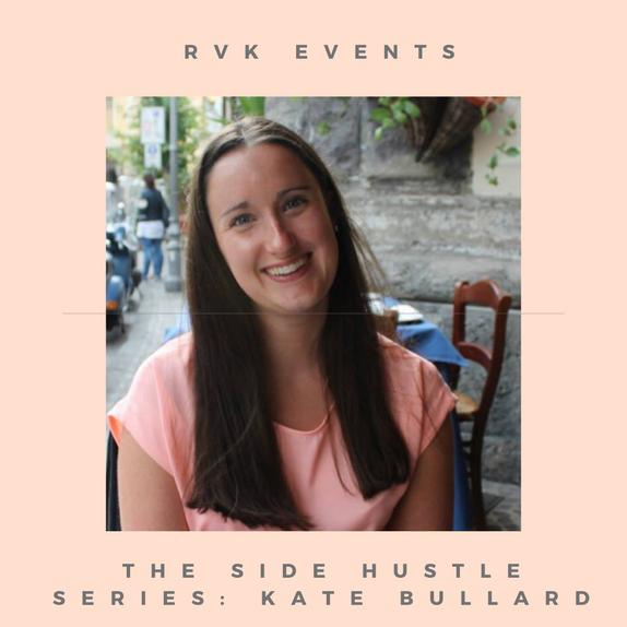 The Side Hustle Series: Kate Bullard