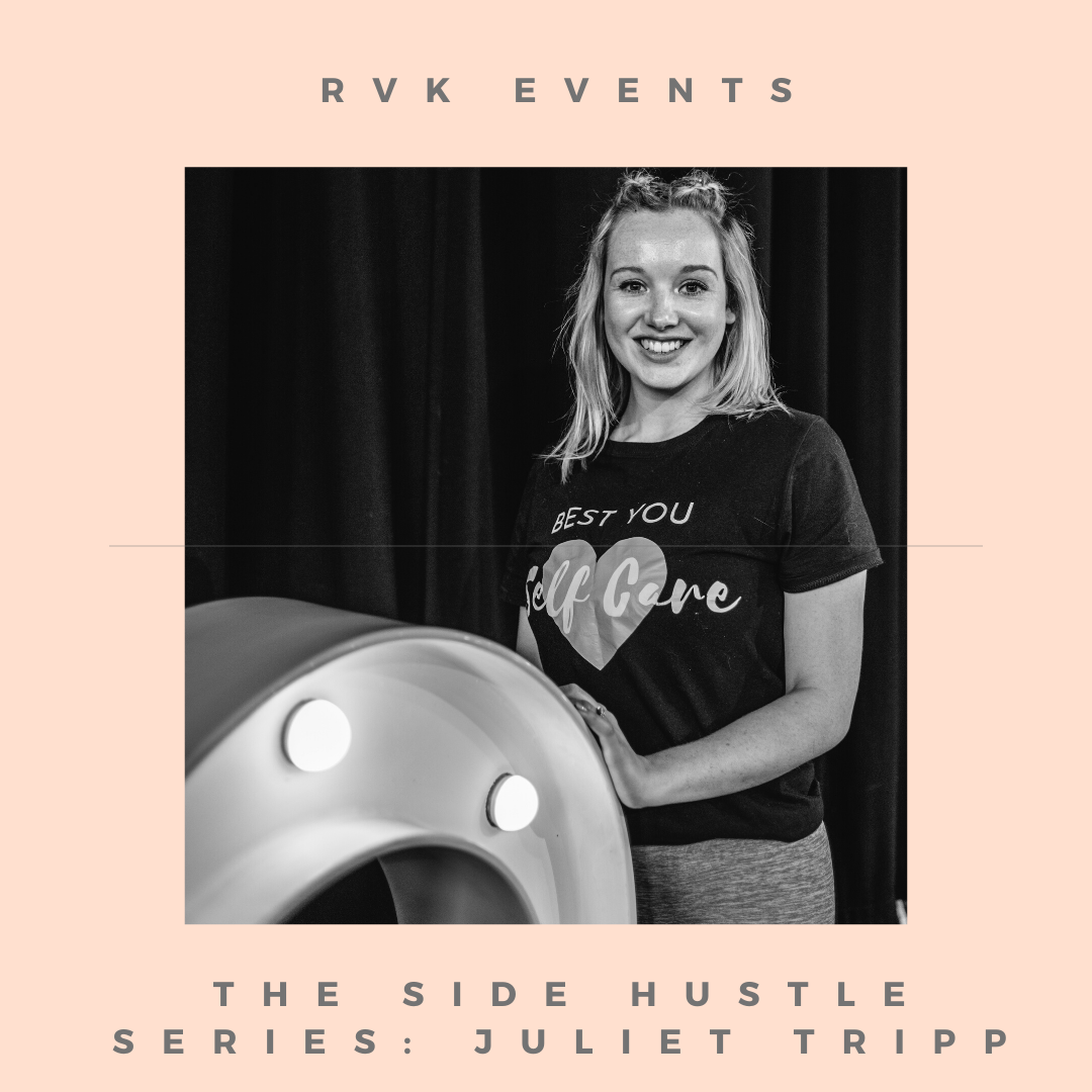 The Side Hustle Series: Juliet Tripp