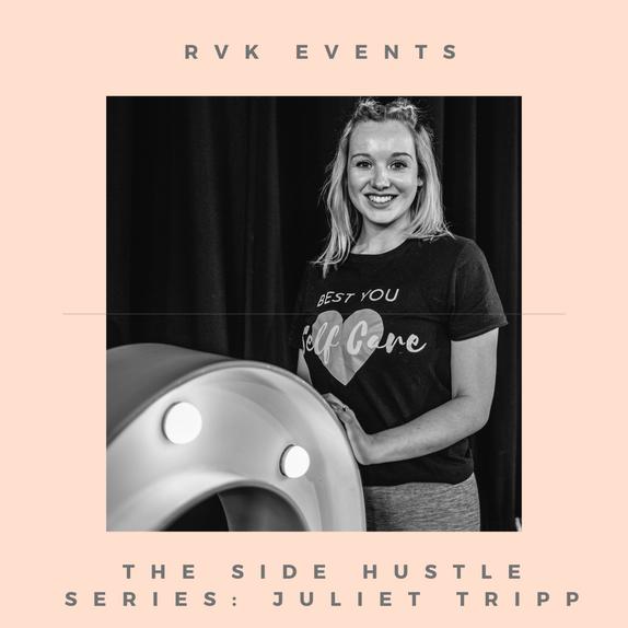The Side Hustle Series: Juliet Tripp