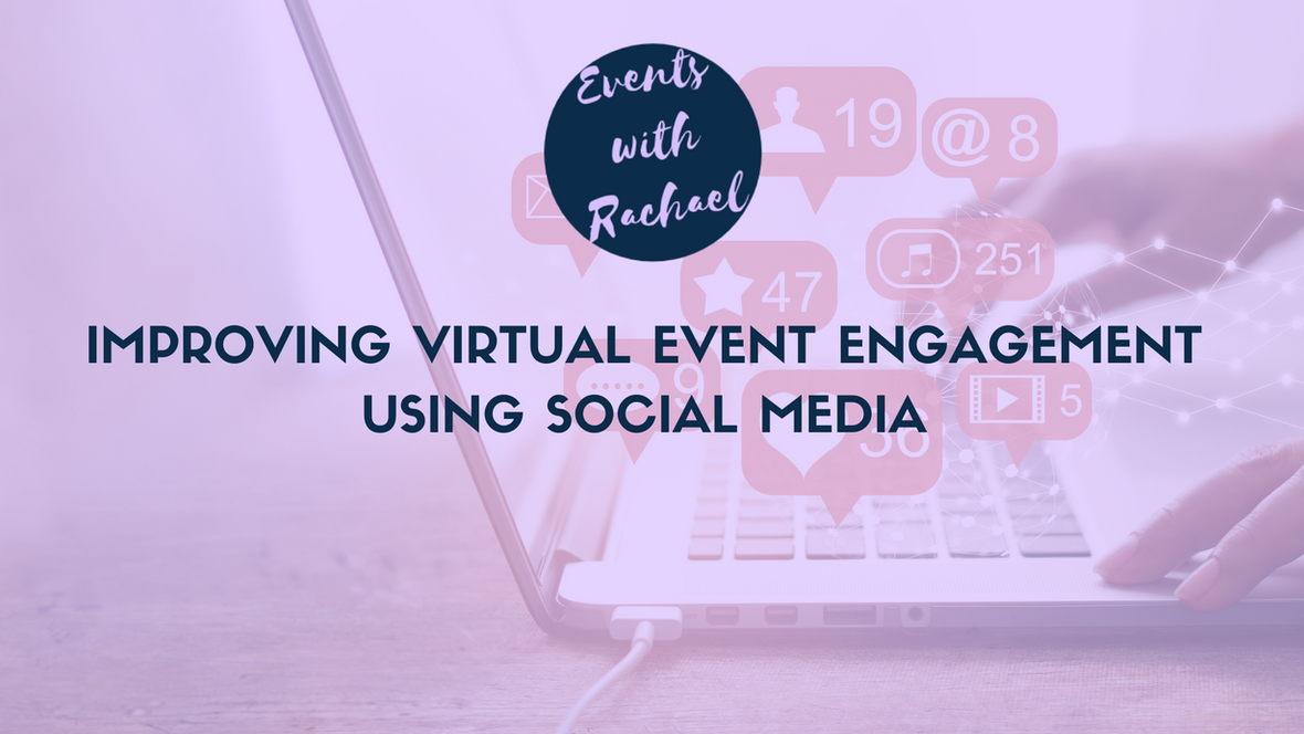 Improving Virtual Event Engagement using Social Media