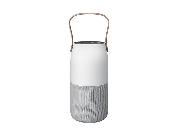 Samsung Sound Bottle OnLine Portable Speaker (Silver)