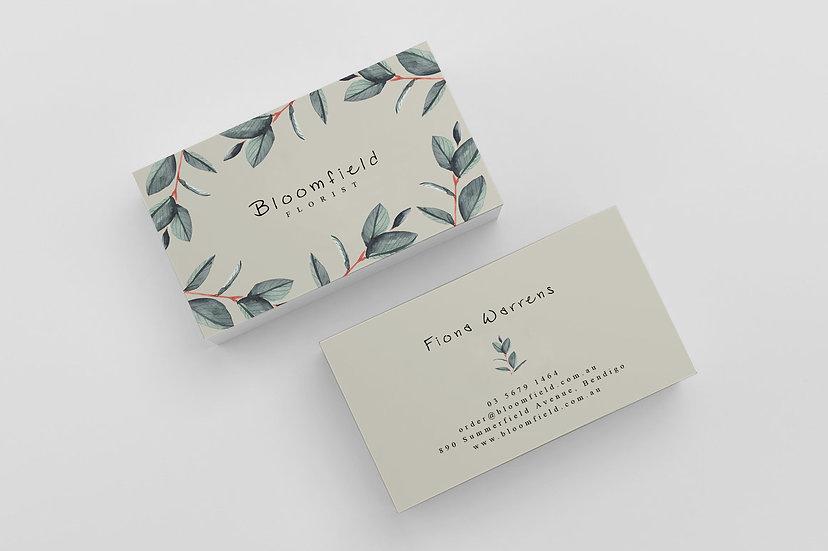 Business Cards - DK007