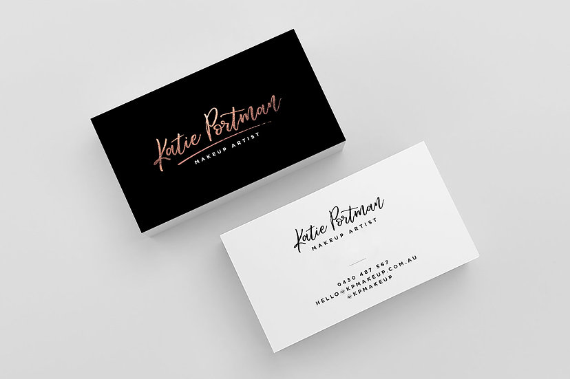 Business Cards - DK001