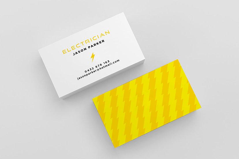 Business Cards - DK018
