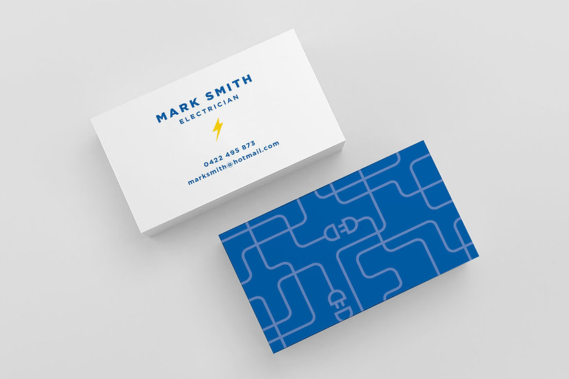 Business Cards - DK020