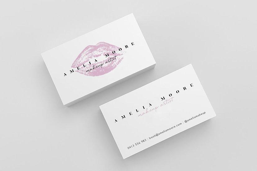 Business Cards - DK003