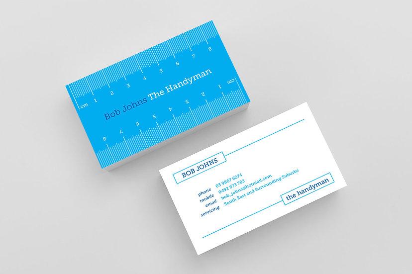Business Cards - DK043