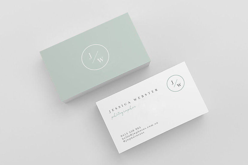 Business Cards - DK004