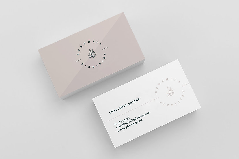 Business Cards - DK009