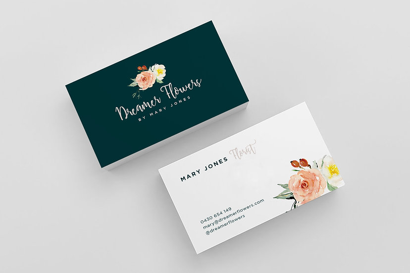 Business Cards - DK010