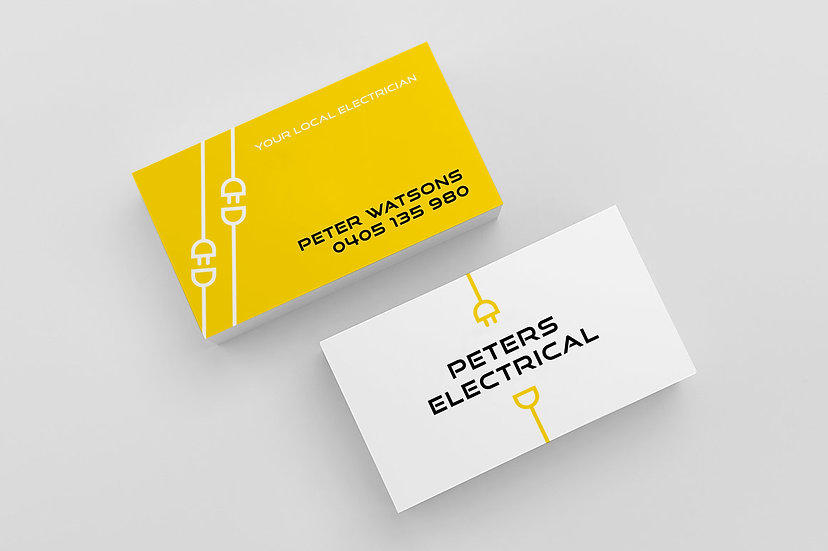 Business Cards - DK021